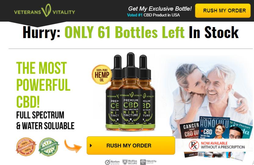Pure Vitality CBD Oil