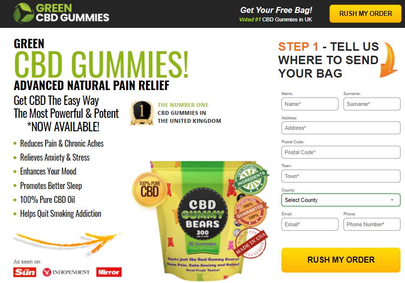 Gaia's Choice CBD Gummies