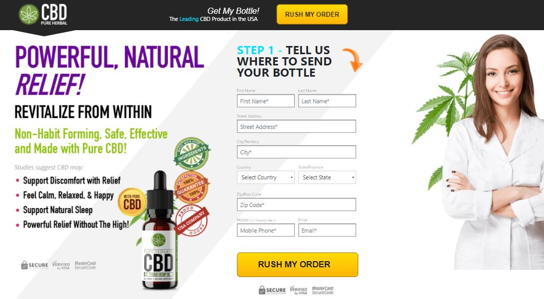 Terra Leaf CBD Oil